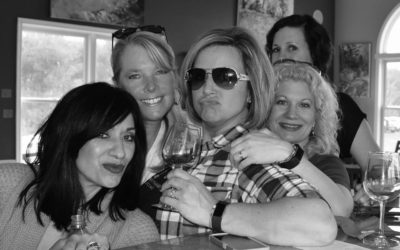 Girls Weekend Getaway at LeFay Cottage at Little Washington